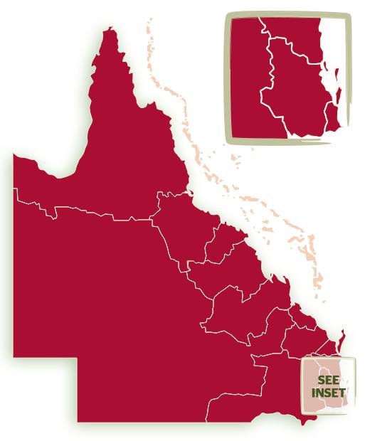 Explore Queensland Destinations
